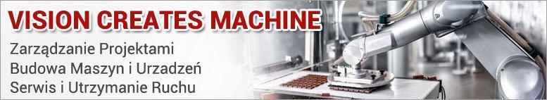 Automatyka Przemysłowa - Zarządzanie Projektami, Budowa Maszyn i Urządzeń, Serwis i Utrzymanie Ruchu